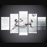 HD Printed Football Painting Canvas Print Room Decor Print Poster Picture Canvas Mc-107