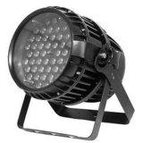 LED Outdoor PAR 54*3 Watt RGBW Waterproof Light with Focus Zoom Function