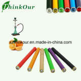 Health Disposable E-Shisha Cigarette, Electronic Cigarette Hookah E Shisha with Crystal LED Tip