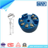 Smart High Accuracy Excellent Isolation Temperature Transmitter Head