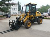 CE Approved Articulated 1.5ton Mini Shovel Loader