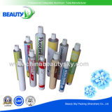 Cosmetic Packaging Pharmaceutical Ointment Body Care Hand Cream Toothpaste Aluminum Collapsible Tube