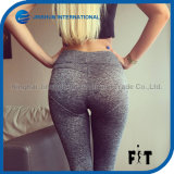 Women′s Compression Leggings Tights Running Pants Sexy Push up Elastic Fitness Pants