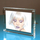 Acrylic Photo Frame with Acrylic Sheet or PS Sheet and Acrylic Plate