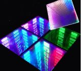 Wedding Decoration 3D RGB 3in1 Illusion Mirror Infinity LED Dance Floor