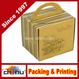 Customized Lovely Paper Gift Box for Packaging (1345)