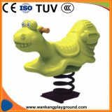 Plastic LLDPE Spring Rider for Kids Outdoor (WK-Y7924A)