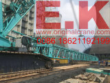 Hydraulic Kobelco Construction Machinery 550ton 600ton Crawler Crane (SL6000)