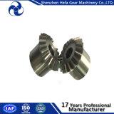 Small Straight Bevel Gear High Efficiency Gear