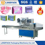 High Speed Double Wings Sanitary Napkin Machine with Fast & Easy Packing