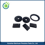 CNC Precision Machining Anodized / Sand Blasting Metal Parts Aluminum Prototype Black Anodized