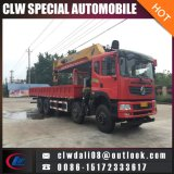 8*4 Heavy Duty Truck Mounted Crane, 10-20ton Truck Crane with Folding Arms