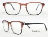 Four Colorful Acetate European Style Eyeglasses Frame