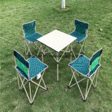 Outdoor Camping Chairs and Table, 5PCS Camping Set