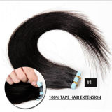 Skin Weft Tape Hair Indian Remy Human Hair Extension