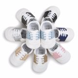 Newborn Baby Boys′ Premium Soft Sole Infant Prewalker Toddler Sneaker Shoes