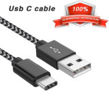 USB Type C Cable Nylon Braided Long Cord USB Type a to C Fast Charger for MacBook, LG G6 V20 G5, Google Pixel, Nexus 6p 5X, Nintendo