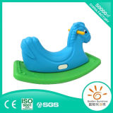 Indoor Playground Toy Plastic Rocking Horse with Ce/ISO Certificate