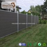 Modern Outdoor Garden Aluminum WPC Composite Fence Panels