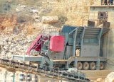 Crawler-Type Mobile Crushing Station with High Performance