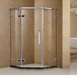 Diamond Shape Customized Shower Cabin Shower Cubicle