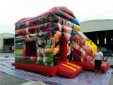 Inflatable Products Inflatable Bounce House Bouncy Slide Combo