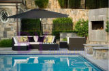 by-475 Pool Side Rattan Wicker Rooms to Go Outdoor Furniture