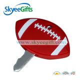Custom Soft PVC Keychains 2D Shaped Soft PVC Keychain Key Set