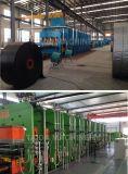 PLC Controlled Rubber Conveyor Belt Vulcanizing Press Production Line