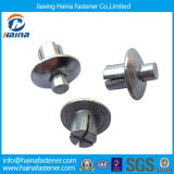 Zinc Plated GB Ifi Mushroom Head Drive Pin Blind Rivet