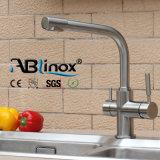 China Manufacturer European 3 Way Kitchen Faucet (AB113)