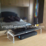 Custom Clear Acrylic TV Display Stand (YYB-845)