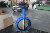 Double Flanged Extension Spindle Butterfly Valve with Ce ISO Wras Approved (D41X-10/16)