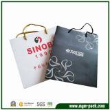 Fashion Popular Custom Rectangle Paper Gift Packing Handbag