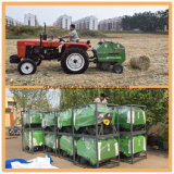 Hot Selling Pto Drived Hay Pine Straw Baler for Sale