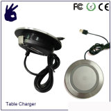 Coffee Table Charger Qi Embedded Wireless Battery Charger