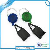Plastic Badge Reels with ID Card Holder