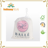 Cotton Drawstring Bag Canvas Gift Packing Pouch Customs Logo Printing