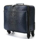 Wholesale Luggage PU High Quality Stone Pattern