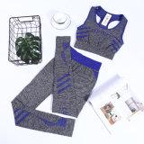 OEM Cheap Women′s Sportswear Fitness Set Ladies Yoga Set Yjf10301011