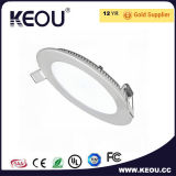 Cool White 6000k Round/Square LED Panel 18W 8inch Downlight