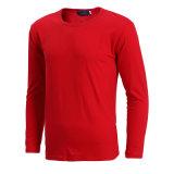 Customized Logo Base Comfortable Base Shirt Men Long Sleeve T-Shirt