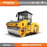 Shantui Double-Drum Road Roller (SR14D-3/Factory Outlet)
