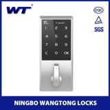 Zinc Alloy Smart Lock with Card System