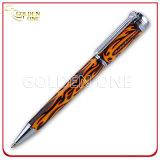 Manufacturer Flame Pattern Exclusive Metal Ball Pen