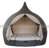 New Design Modern Garden Rattan/Wicker Sofa Leisure Outdoor Furniture Mtc-207