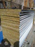 Rockwool Insulation Steel Sandwich Wall/Ceiling Board Panels