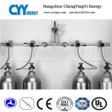 Double-Side Gas Oxygen Nitrogen Ammonia Argon Cylinder Manifold for Filling