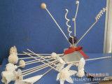 Silk Flower Arrangements with Acrylic Water