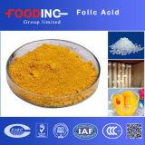 Folic Acid/Vitamin B9 Food Grade 97% (CAS: 59-30-3)